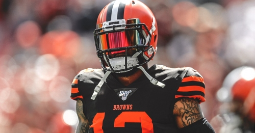 Browns WR Odell Beckham Jr. says he never said he wasn't happy in Cleveland