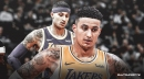 WATCH: Kyle Kuzma makes part-time Panera deliveries to make some extra bread