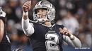 Cowboys' kicker Brett Maher could be done in Dallas