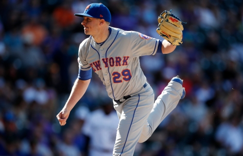 NY Mets re-sign Brad Brach, report says