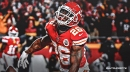 Chiefs RB Damien Williams out vs. Patriots due to rib injury
