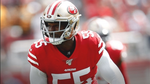 49ers pass rusher Dee Ford will play in Week 14 vs. Saints