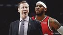 Blazers' Terry Stotts says Carmelo Anthony has 'been a breath of fresh air for us'