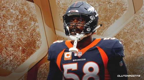 Broncos' Von Miller will be a game-time decision vs. Texans