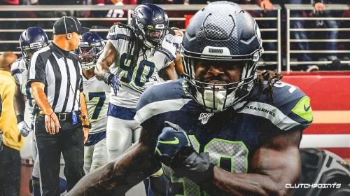 Seahawks DEs Jadeveon Clowney, Ezekiel Ansah are questionable vs. Rams