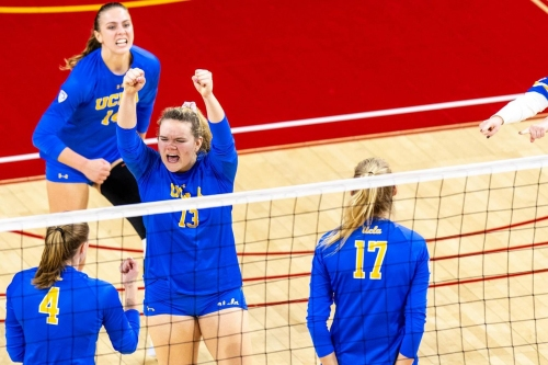 UCLA Women's Volleyball Enters NCAA Tourney on a Four-Game Win Streak