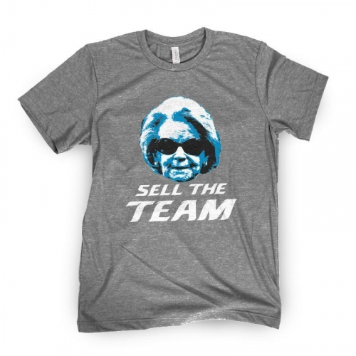 'Sell The Team' Detroit Lions shirts depicting Martha Ford flood the internet