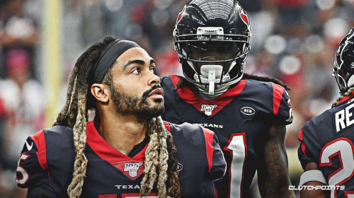 Texans WR Will Fuller, CB Bradley Roby are questionable vs. Broncos
