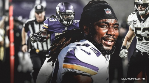 Vikings RB Dalvin Cook (chest) will play vs. the Lions