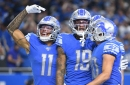 Detroit Lions' Kenny Golladay on his way to another 1,000-yard season ... and maybe a new contract