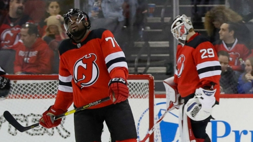 Subban on Devils' struggles, production: 'I'm not worried about my points'