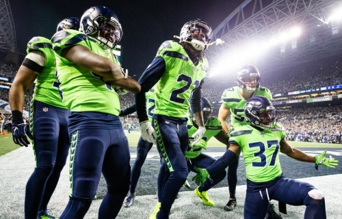 Seahawks draft class of 2018 becoming a big part of Seattle's late-season surge