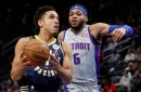 Detroit Pistons vs. Indiana Pacers: Photos from LCA