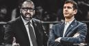Celtics' Brad Stevens sent a text message to David Fizdale after Knicks firing