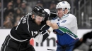 Canucks' Ferland: 'Got to be smarter' after fight leads to concussion