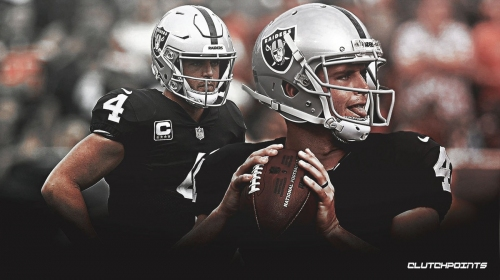 Why the Raiders should seriously consider looking for a Derek Carr replacement in the offseason
