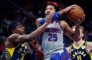Clutch plays from Derrick Rose, Blake Griffin squeak Pistons past Pacers, 108-101