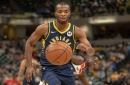 Indiana Pacers' offense sputters late in losing to Detroit Pistons to drop to 2-2 on trip