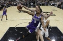 Aldridge, Spurs rally late to beat Kings 105-104 in OT