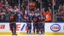 Draisaitl, Chiasson score early power-play goals, Oilers beat Kings