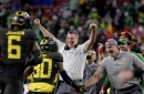 Oregon Punches Ticket to Rose Bowl with Victory in PAC-12 Title Game, Ducks 37 - Utes 15