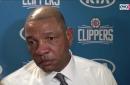 Doc Rivers' reaction to 119-91 loss to Bucks