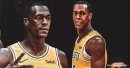 Lakers' Rajon Rondo out vs. Blazers after sustaining left hamstring strain