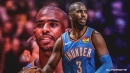 Thunder star Chris Paul admits Jordan Bell untucked jersey callout was intentional