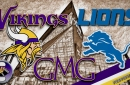 Vikings vs Lions 2 - GMG Preview Show