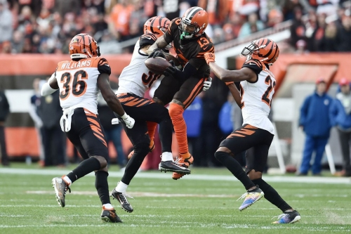 Officials end Bengals' chances with game-changing PI call