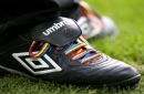 Everton investigating homophobic chanting at Chelsea on same day as Premier League's Rainbow Laces campaign