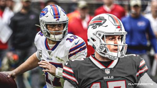 Bills QB Josh Allen speaks out on Buffalo's tough loss to Baltimore