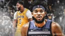 Can Karl-Anthony Towns have a better career than Anthony Davis?