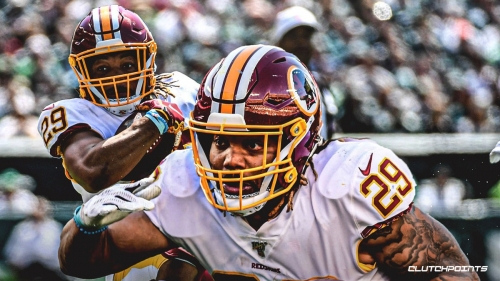 Redskins RB Derrius Guice getting an MRI on latest knee injury