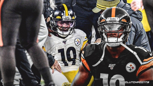Steelers WR JuJu Smith-Schuster is eyeing a return to the field in Week 15