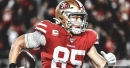 George Kittle explains his mindset during his insane run after catch vs. Saints