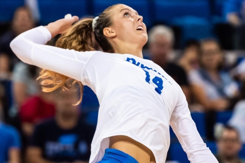 UCLA Women's Volleyball Sweeps Irish, Faces Wisconsin in NCAA 2nd Round