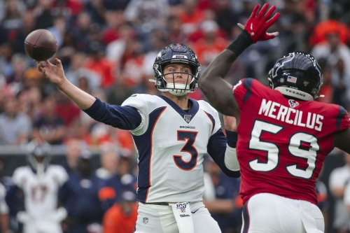 10 things we learned in the Broncos shocking 38-24 win over the Texans