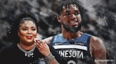 WATCH: Lizzo shoots her shot at Karl-Anthony Towns at Timberwolves game