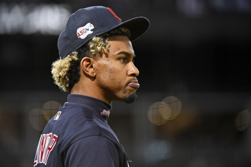 Braves and Indians have NOT had substantive trade talks regarding Francisco Lindor, per report