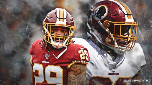 Redskins RB Derrius Guice will not play Week 15 due to knee injury