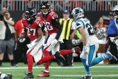 Falcons vs. Panthers: Who was the defensive player of the game?