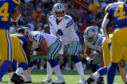 Could a resounding win over the Rams really change things for the Cowboys?