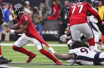 Texans look to move on quickly after lopsided loss to Denver