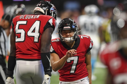 Falcons fantasy stud and dud from Week 14