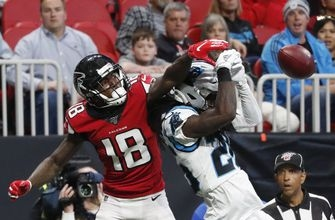 Falcons' Ridley, Trufant suffer season-ending injuries