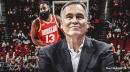 Rockets coach Mike D'Antoni responds to NBA's denial of protest over loss to Spurs