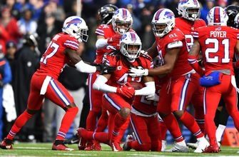 Buffalo Bills gain respect despite loss to Ravens