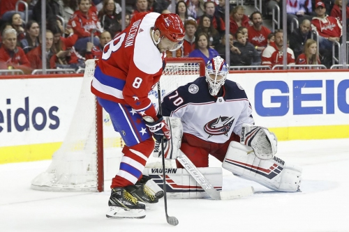 Game #30 Recap: Consistently inconsistent Blue Jackets play well, beat Capitals 5-2 to snap four game losing streak