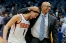 Suns Tuesdays: Monty Williams making difference league-wide; Ty Jerome making point; Jevon Carter feels WVU love